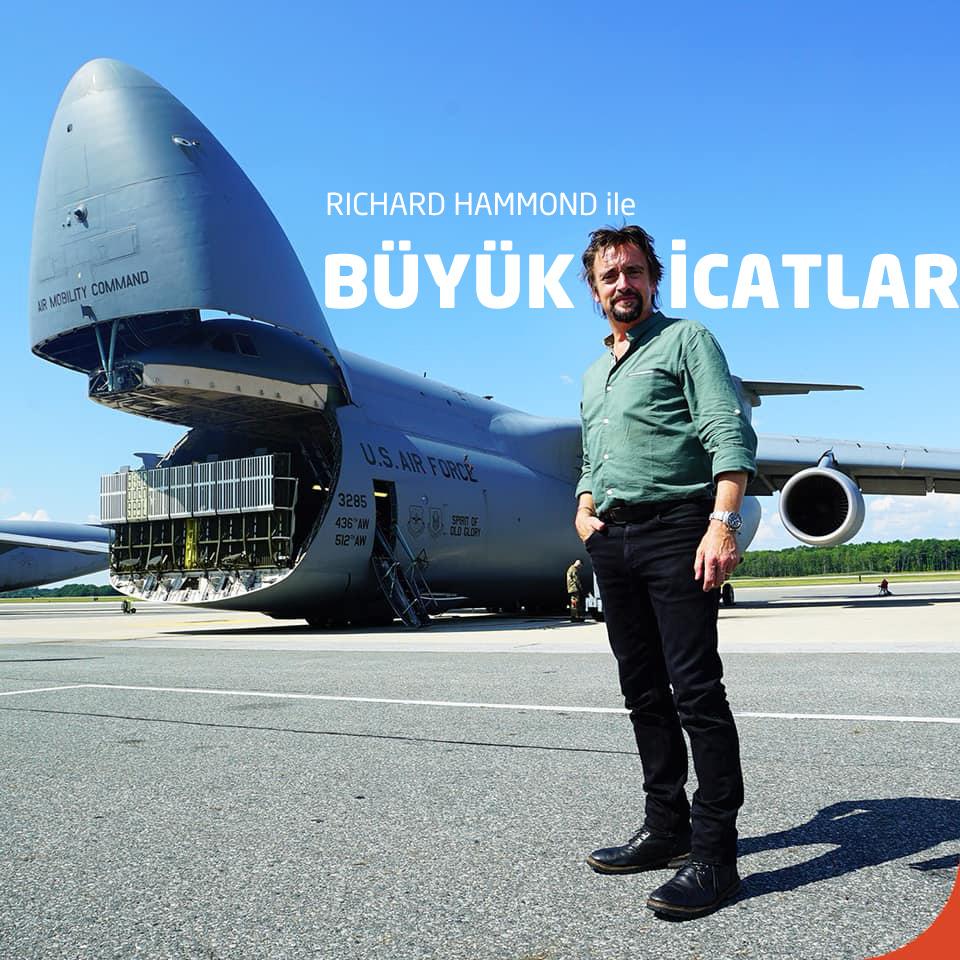 Richard Hammond ile Büyük İcatlar