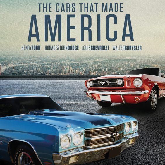 Amerika'yı Yapan Arabalar