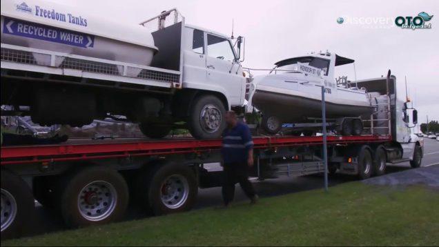 Avustralya Kamyoncuları 32 (S04E01)