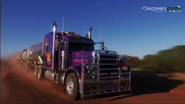 Avustralya Kamyoncuları 36 (S04E05)