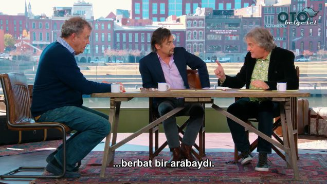 Büyük Tur 10 (S01E10) The Grand Tour