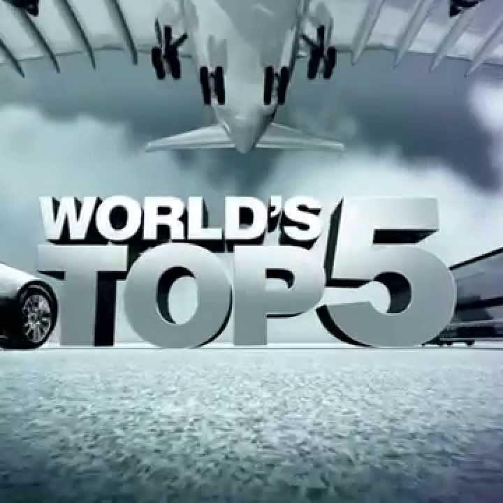 Dünyanın 5 Süperi