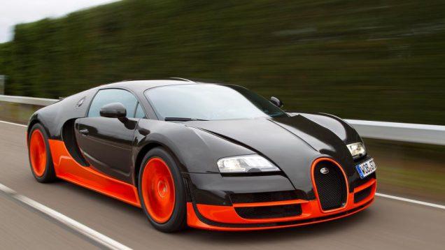 Dünyanın 5 Süperi: Otomobiller