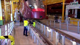 Dünyanın 5 Süperi: Trenler