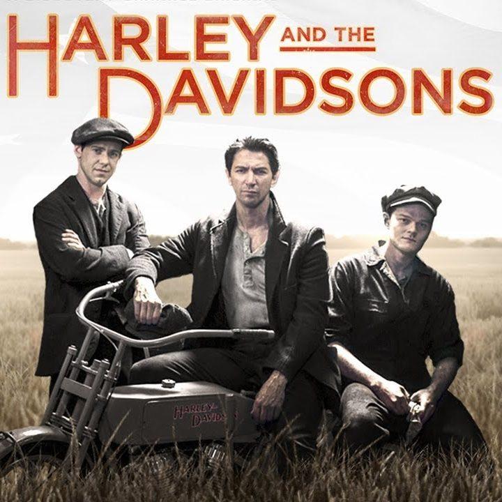 Harley & Davidson'lar