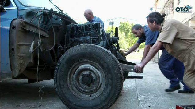 Küba Arabaları 3