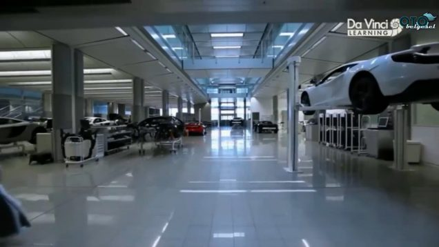 McLaren Fabrikası
