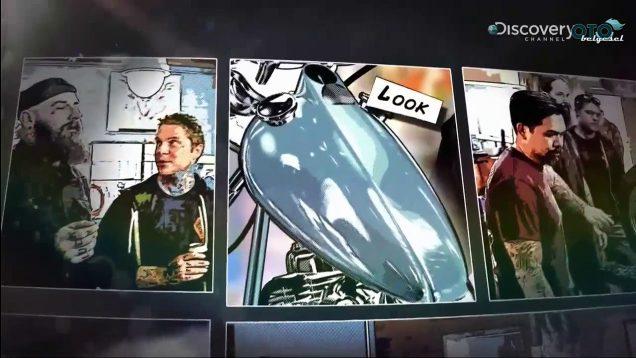 Muhteşem Motosikletler 01 (S01E01)