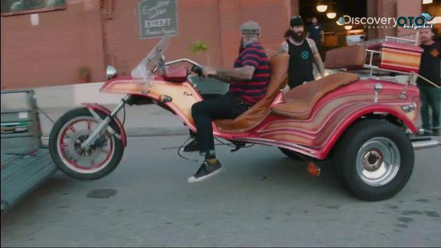 Muhteşem Motosikletler 04 (S01E04)