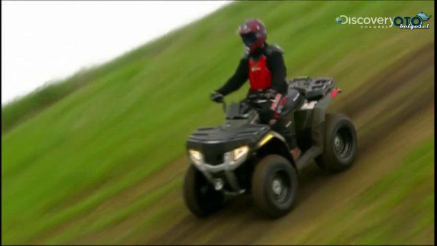 Nasıl Yapılmış? ATV Motor