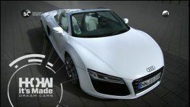 Nasıl Yapılmış? Audi R8
