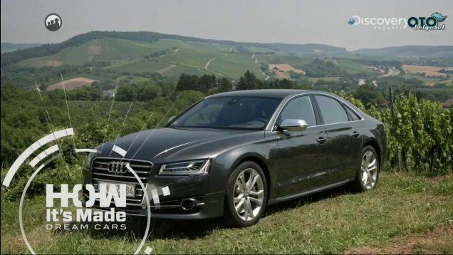 Nasıl Yapılmış? Audi S8
