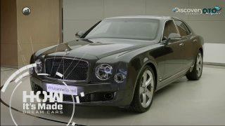 Nasıl Yapılmış? Bentley Mulsanne