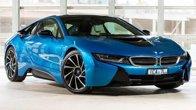 Nasıl Yapılmış? BMW i8