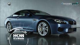 Nasıl Yapılmış? BMW M6