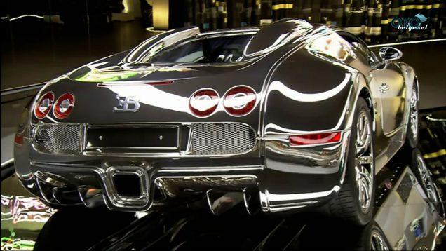 Nasıl Yapılmış? Bugatti Veyron