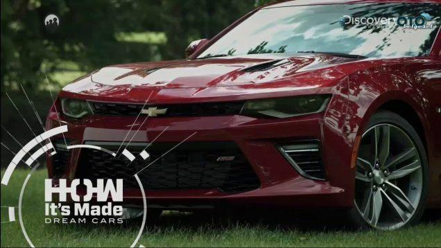 Nasıl Yapılmış? Chevrolet Camaro
