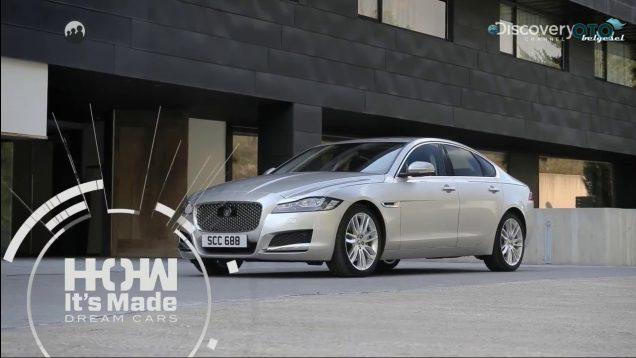 Nasıl Yapılmış? Jaguar XF