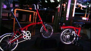 Nasıl Yapılmış? Katlanır Bisiklet