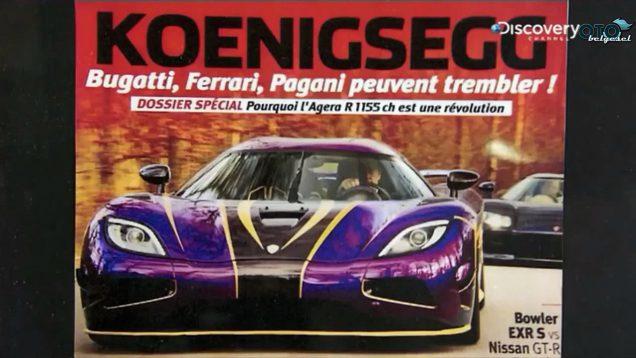 Nasıl Yapılmış? Koenigsegg One:1