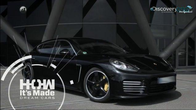 Nasıl Yapılmış? Porsche Panamera