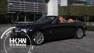 Nasıl Yapılmış? Rolls-Royce Dawn