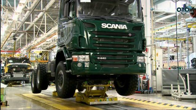 Nasıl Yapılmış? Scania R730
