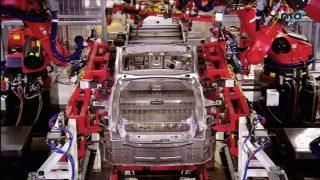 Nasıl Yapılmış? Tesla Model S