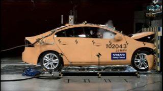 Nasıl Yapılmış? Volvo Kaza Testi
