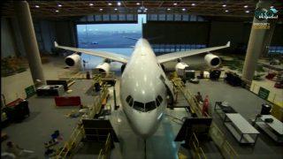 Nasıl Yapılmış? Yolcu Uçağı Bakımı