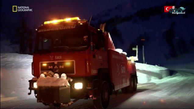 Otoyol Cehennemi: Norveç 07 (S01E07)