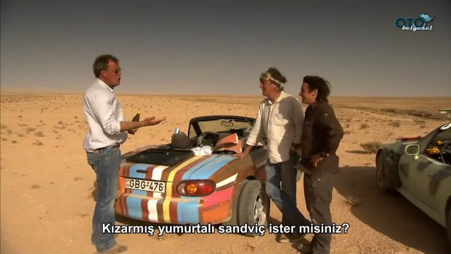 TopGear 126 (S16E00) Orta Doğu Özel (2/2)