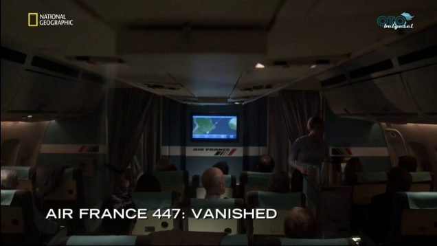 Uçak Kazası Raporu 098 (S12E13)