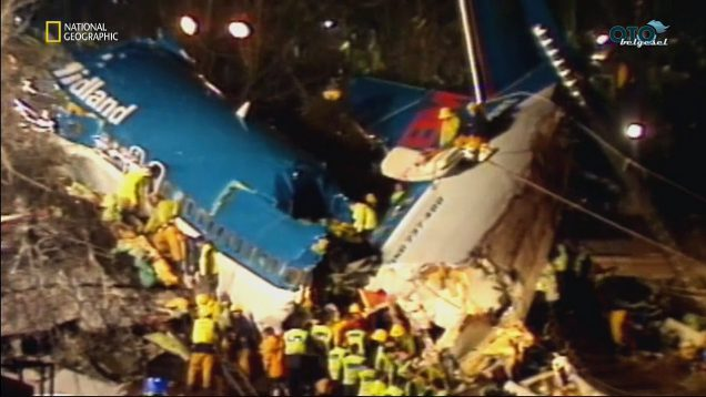 Uçak Kazası Raporu 110 (S14E01)