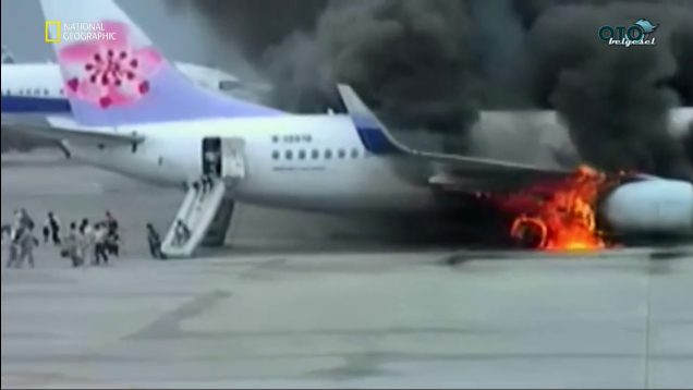 Uçak Kazası Raporu 134 (S16E04)