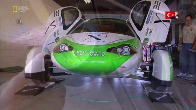 X-Prize: Geleceğin Otomobilleri