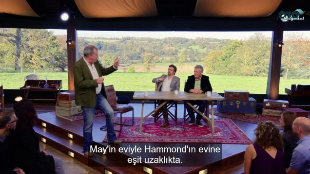 Büyük Tur 14 (S02E01) The Grand Tour