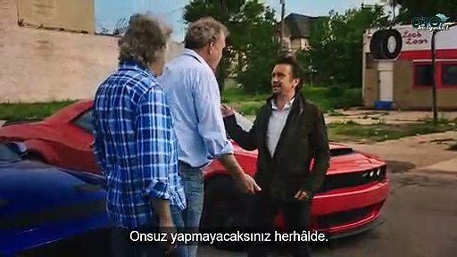 Büyük Tur 25 (S03E01) The Grand Tour