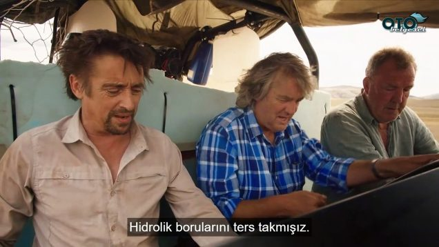 Büyük Tur 37 (S03E13) The Grand Tour