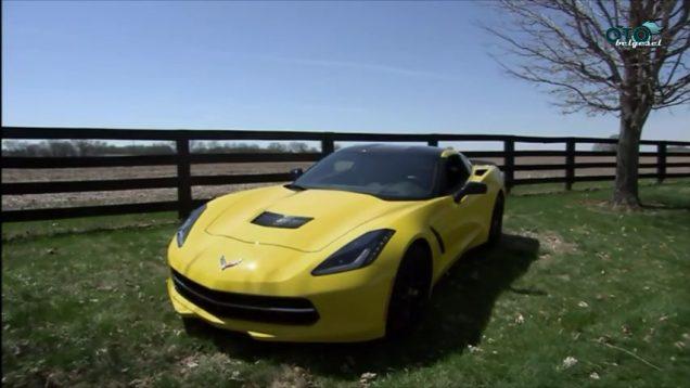 Nasıl Yapılmış? Corvette Stingray