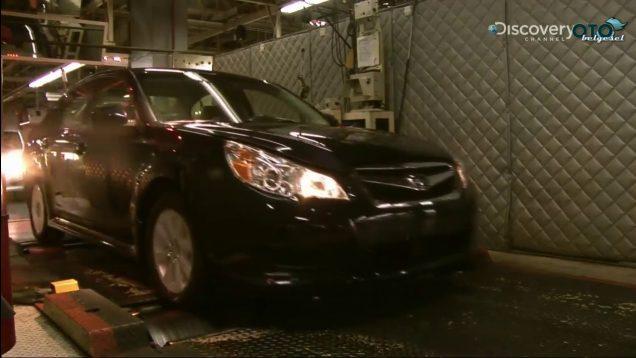 Nasıl Yapılmış? Subaru Fabrikası