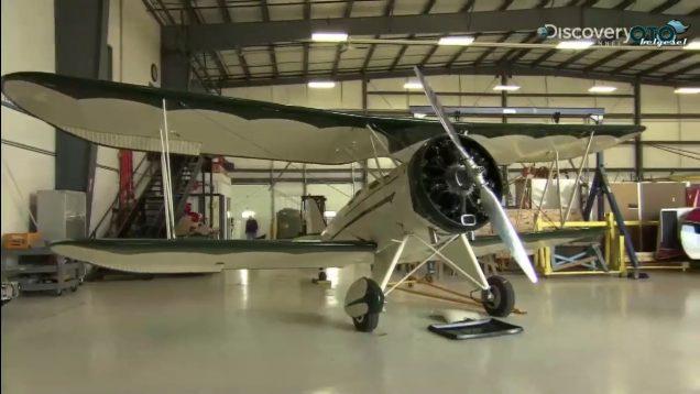 Nasıl Yapılmış? Akrobasi Uçağı