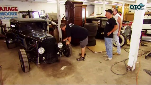 Uyumsuzlar Garajı 08 (S01E08)