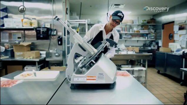 Nasıl Yapılmış? Et Kesme Makinesi