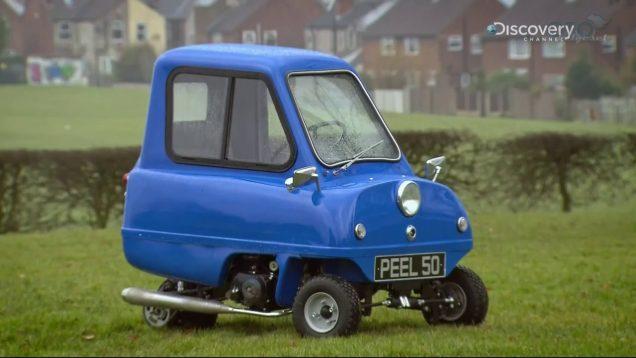 Nasıl Yapılmış? Mikro Araba